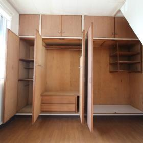 1階洋室の収納