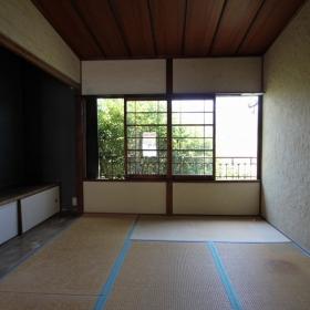 2階和室。