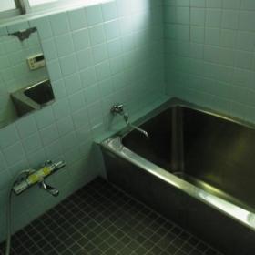 浴室は広めの家庭用