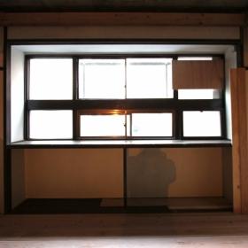窓周りもいい感じです。
